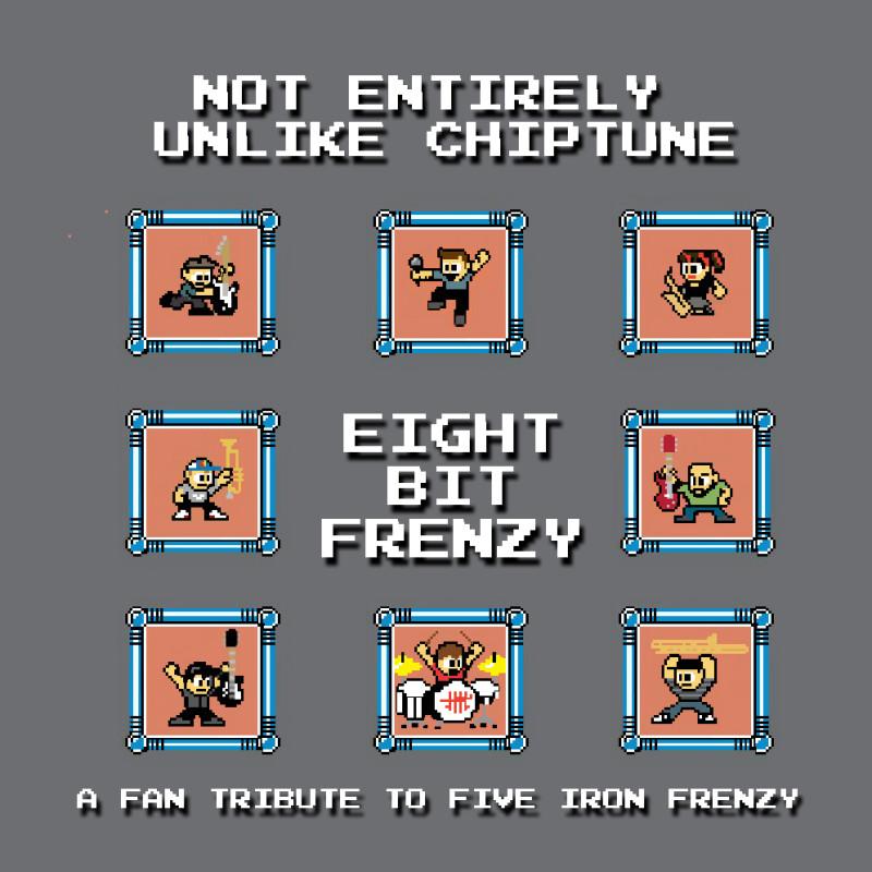 8-Bit Frenzy