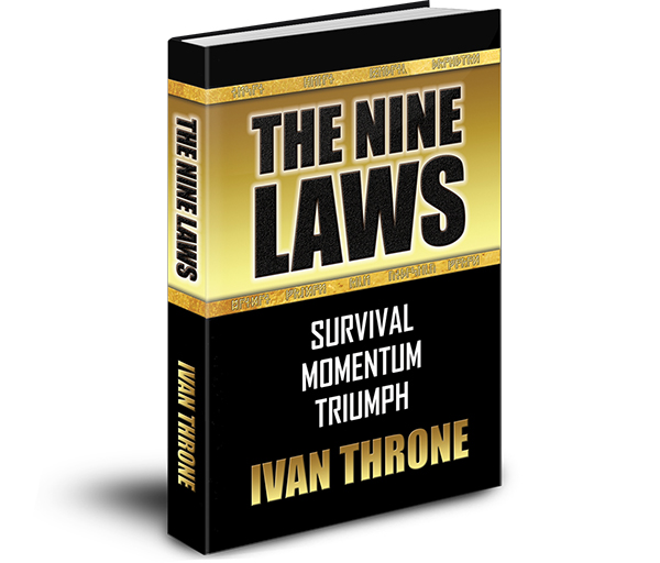 DTM_The Nine Laws_Book Cover